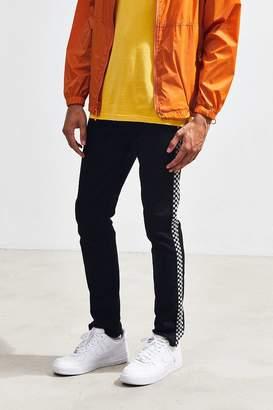 BDG Black Checkerboard Skinny Jean