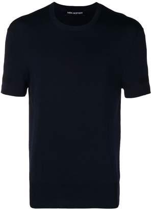 Neil Barrett classic crew neck T-shirt