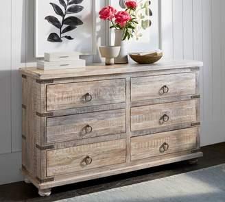 Pottery Barn Kaplan Reclaimed Wood Dresser