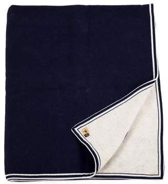 Gucci Vintage Nautical Throw Blanket