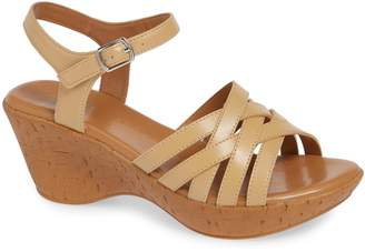Athena Alexander Castle Walk Wedge Sandal
