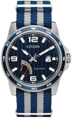 Citizen Men's Nylon Watch