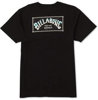 Billabong Mens Arch Logo Graphic T-Shirt