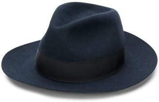 Borsalino ribbon hat