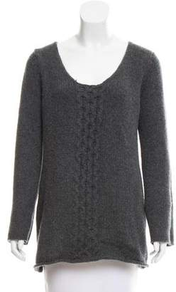 Graham & Spencer Long Sleeve Cashmere Sweater
