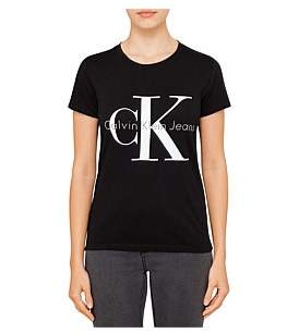 Calvin Klein Retro Logo Tee