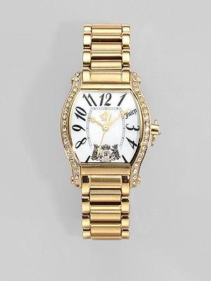 Juicy Couture Dalton Link Bracelet Watch