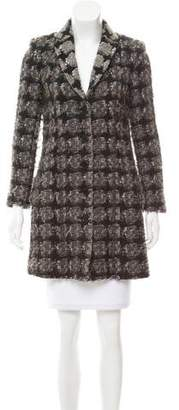 Jason Wu Structured Tweed Coat