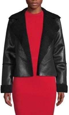 Vigoss Faux Shearling Jacket