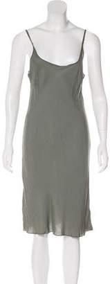 Cp Shades Sleeveless Shift Dress