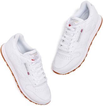 246f4f6a3b67c Reebok Classic Leather Casual Shoes - ShopStyle