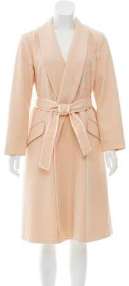 Marc Jacobs Lightweight Long Coat