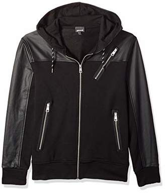 Just Cavalli Men's Sweat Jacket