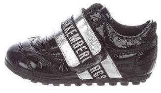 Bikkembergs Boys' Patent Leather Shoes