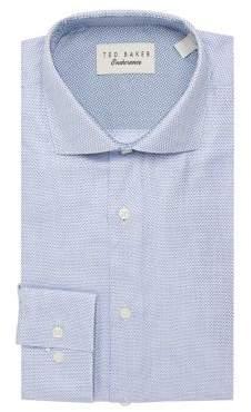 Ted Baker Woven Button-Front Dress Shirt