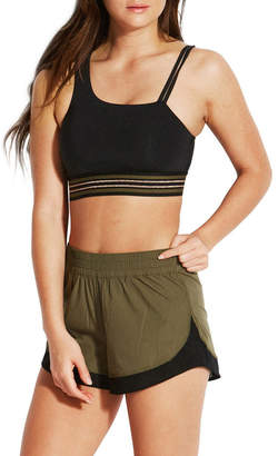 Seafolly Las Palmas Active Crop Top