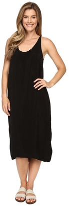 Hard Tail - U-Neck Stappy Dress Women's Dress $102 thestylecure.com