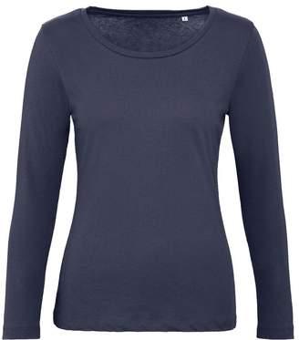 BC B&C Womens/Ladies Inspire Long Sleeve Tee (2XL)