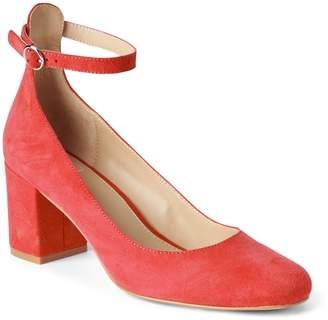 Gap Ankle-Strap Block Heels