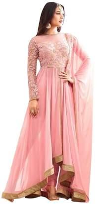 SHRI BALAJI SILK & COTTON SAREE EMPORIUM Bollywood Festival Collection Gown Anarkali Salwar Suit Ceremony Punjabi 323