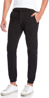 Buffalo David Bitton Moto Joggers