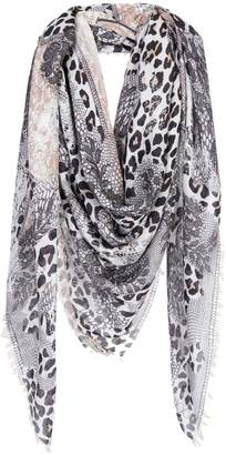 Jimmy Choo Square scarves