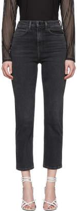Alexander Wang Grey Wake Flex Jeans
