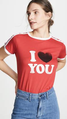 Rebecca Minkoff I Heart You Heather Tee