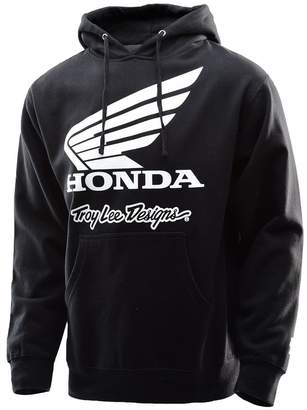 Lee Troy Designs Men's 2016 Honda Wing Pullover Hoodie-XL