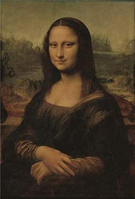 Leonardo Oil Paintings Canvas Prints Canvas Prints Of Oil Painting ' Da Vinci,Mona Lisa,1503-1507 '
