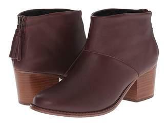 Toms Leila Bootie Women's Zip Boots