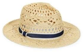 Hat Attack Openweave Straw Rancher Hat
