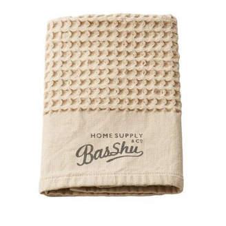 Basshu Japanese Cotton Waffle Towel