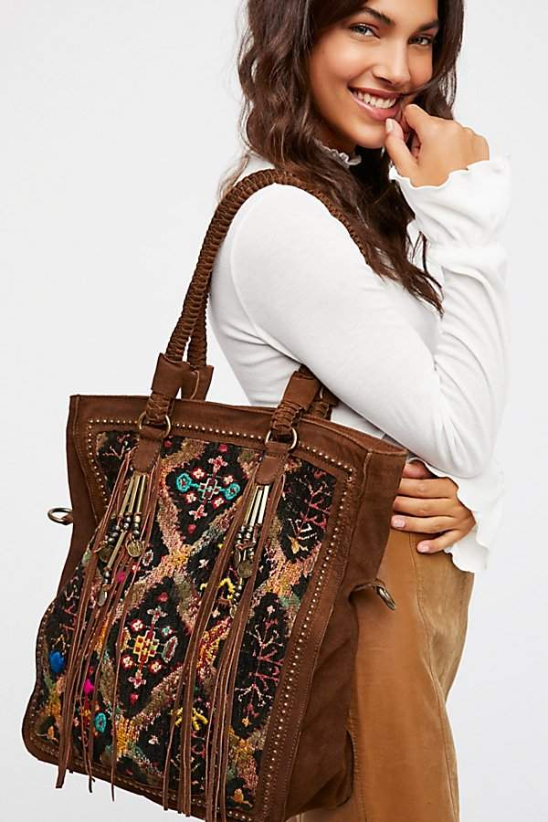 Paradise Valley Tote by Free People