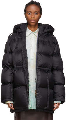 Acne Studios Black Down CC088 Jacket