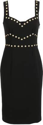 Moschino Studded Dress