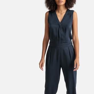 8c721670103c Navy Sleeveless Jumpsuit - ShopStyle UK