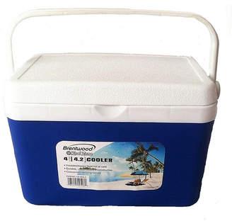 Asstd National Brand Brentwood 4 Liter (4.2Qt) Cooler Box / Ice Chest