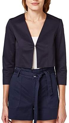 Esprit Women's 048eo1g005 Jacket,(Manufacturer Size: 40)