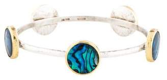 Gurhan Abalone Shell Bangle
