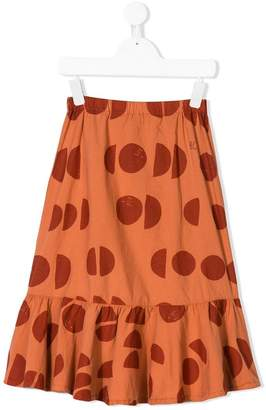 Bobo Choses Moon Sevillana skirt