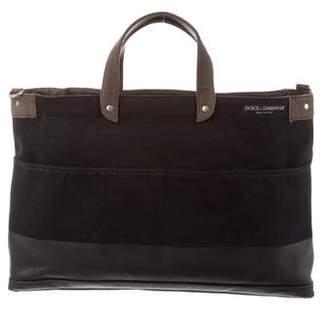 Dolce & Gabbana Logo Messenger Bag