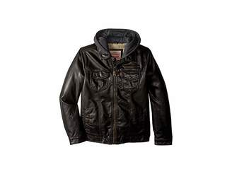 7cbbcc559 Boys Sherpa Jacket - ShopStyle