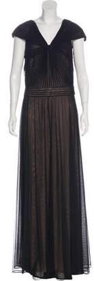 Tadashi Shoji Sleeveless Maxi Dress