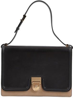 Victoria Beckham Leather satchel