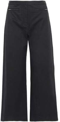 Alexander Wang Cotton-Blend Twill Culottes