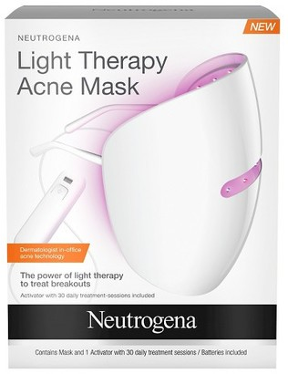 Neutrogena® Light Therapy Acne Mask $34.99 thestylecure.com