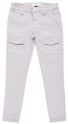 Joie Low-Rise Skinny Jeans