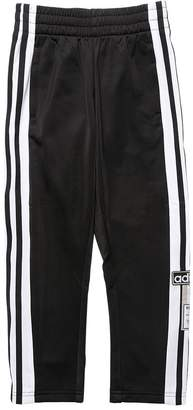 adidas Techno Track Pants W/ Snap Buttons