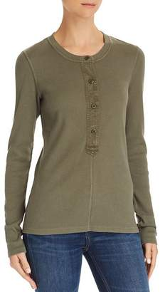 Rag & Bone Mallory Thermal Top